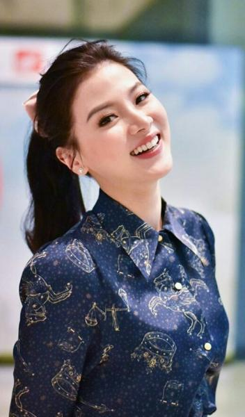 Baifern Pimchanok Luevisadpaibul Thai Actress ⋆ Global